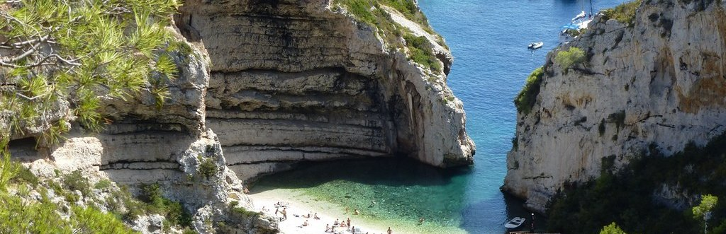 Croatie Ile de Vis
